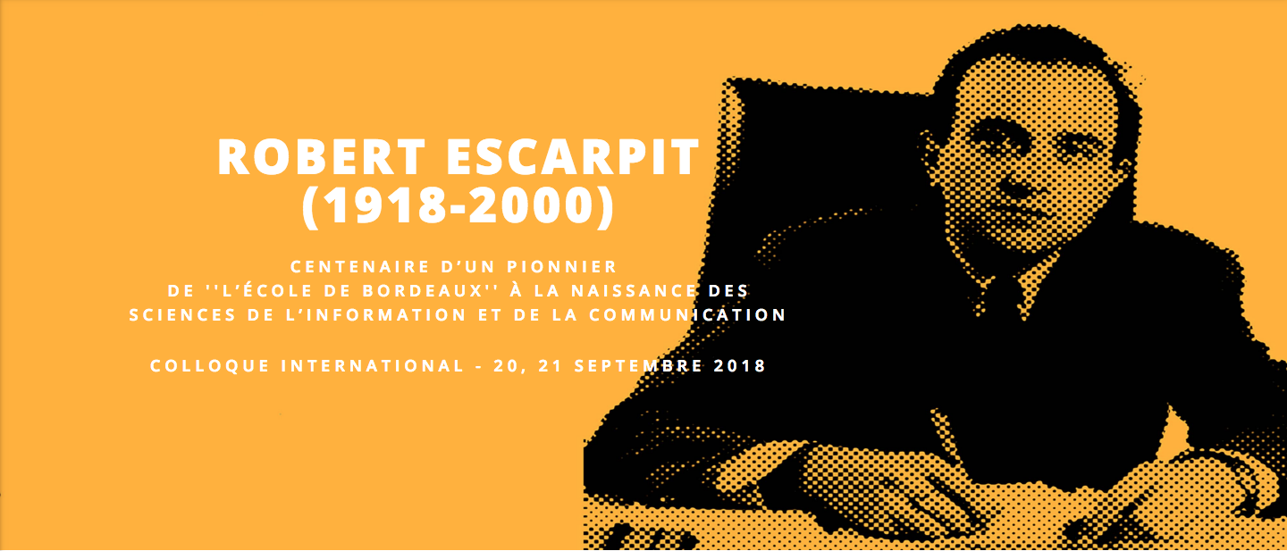 colloque Escarpit
